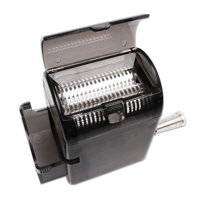 aeProduct.getSubject()  Smoking Shredder Hand Crank Crusher Tobacco Cutter Grinder Hand Muller Shredder Smoking Case drop transport HTB1