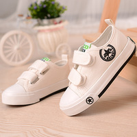 High Quality Spring Autumn Cool Kids Girls Boys Shoes Breathable Canvas Fashion Baby Girls Boys Shoes