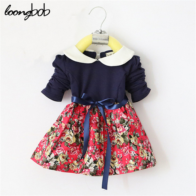 2bfd0338663f 2017 Unique Designer Baby Girl Fashion Dress Spring Summer Infant Toddler  Lace Clothes Kids Party Wedding Outfit