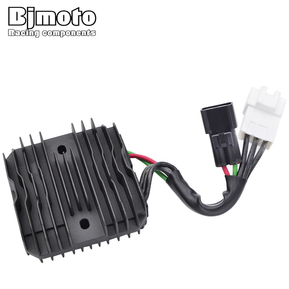 BJMOTO Motorcycle Voltage Regulator Rectifier For Suzuki VL1500 13 15 VLR1800 Boulevard C109R Intruder C1800R 08