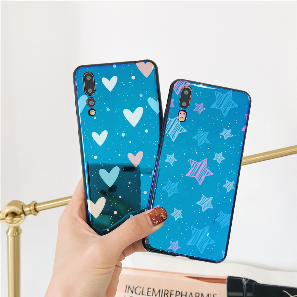 Phone Bags & Cases Newest Space Moon Astronaut Pattern Phone Case For Huawei Nova 2 2s 3e Plus Lite P Smart 2018 Enjoy 7s Mate 7 8 9 10 Pro Moderate Price Half-wrapped Case