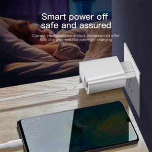 Image 4 - Baseus Quick Charge 4,0 USB зарядное устройство для iPhone 11 Pro Max Xiaomi Samsung Huawei QC4.0 QC3.0 PD Быстрый Настенный мобильный телефон зарядное устройство
