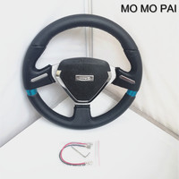 2017 New Racing Steering Wheel 320MM Universal PVC Steering Wheel 13 Inch Athletic Modified Steering Wheel