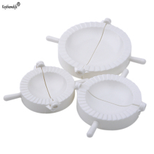 3 Pcs/set Dumpling Maker Kitchen Cuisine Dough Press Dumpling Turnover Maker For Dumplings Maker Kitchen Tools