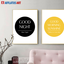 Moon Sun Quotes Nordic Poster Wall Art Canvas Painting Posters And Prints Canvas Art Print Wall Pictures For Living Room Decor moon sun quotes nordic poster wall art canvas painting posters and prints canvas art print wall pictures for living room decor