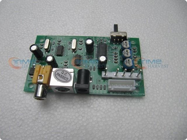 アーケードrgb cgaにテレビやビデオコンポジット/変換ボードのゲームアクセサリー用アーケードゲーム機/ゲーム機/アミューズメントマシン