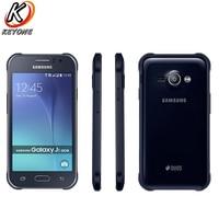 Nieuwe Originele Samsung Galaxy J1 Ace J111FD Mobiele Telefoon 4.3