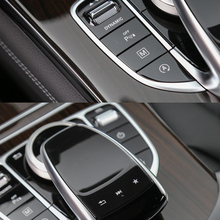 Protective Film Interior Invisible Stickers For Mercedes Benz C Class C200