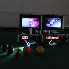 Eyoyo Original 15M 1000TVL HD CAM Professional Fish Finder Underwater Fishing Video Recorder DVR 7″ w/ Infrared IR LED lights