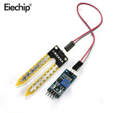Soil Hygrometer Humidity Detection Module Moisture Water Sensor Soil Moisture For Arduino Development Robot Car Diy Electronic(China)