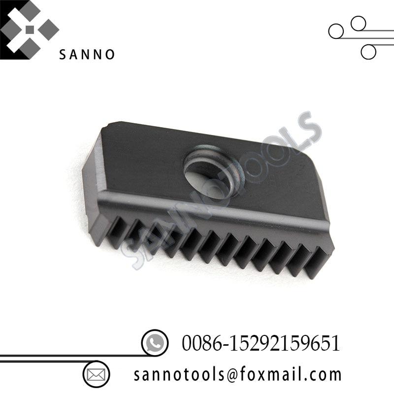 40N 4 UN/ 40E 6 UN / 40N 16 UN / 40E 16 UN cnc internal extern thread milling inserts, threading mills, Indexable cutting blade цена