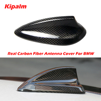 Real Carbon Fiber Shark Fin Antenna Cover For BMW E90 E92 M3 F20 F30 F10 F34 G30 M5 F15 F16 F21 F45 F56 F01 F80 Antenna Cover