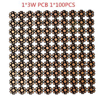 1000 sztuk 500 sztuk 100 sztuk 50 sztuk 20 sztuk LED 1W 3W 5W PCB o wysokiej mocy radiator LED aluminium 20MM płyta podstawowa kolor biały Blake tanie i dobre opinie CN (pochodzenie) Piłka 1w 2W 3W 5W