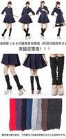 бесплатная доставка женщин трикотажные гетры тонкий элегантный утолщение лодыжки подогреватели удобные длинные носки наколенник