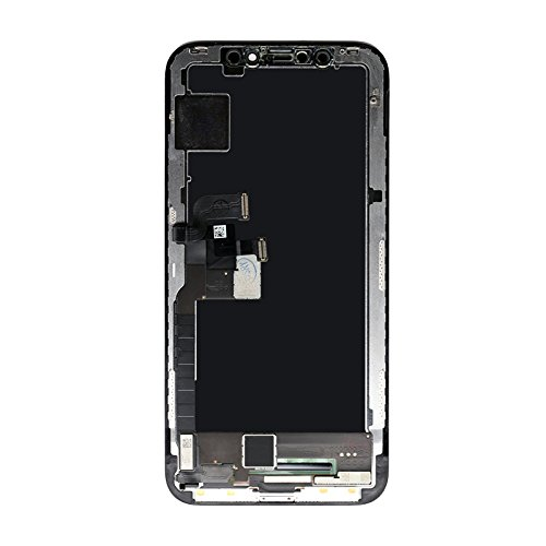 Image 2 - For iPhone X S Max XR LCD Display For Tianma AMOLED OEM Touch Screen With Digitizer Replacement Assembly Parts Black-in Mobile Phone LCD Screens from Cellphones & Telecommunications