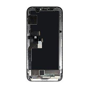 Image 2 - Per iPhone X S Max XR Display A CRISTALLI LIQUIDI Per Tianma AMOLED OEM Touch Screen Con Digitalizzatore Assemblaggio di Parti di Ricambio Nero