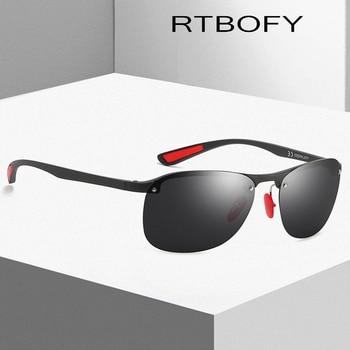 RTBOFY2018 Klassische Herren Pilot Sonnenbrille Polarisierte Beschichtung Spiegel Rahmen Brillen Fahrer Sonnenbrille Sport Brille Für Männer Frauen