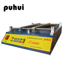 PUHUI T8280 Infrared High Power PID Intelligent Temperature Control Heating T-8280 PCB Preheating Thermostat Soldering Station puhui t8280 ir preheating oven 220v 110v preheat plate infrared pre heating station for pcb smd bga soldering