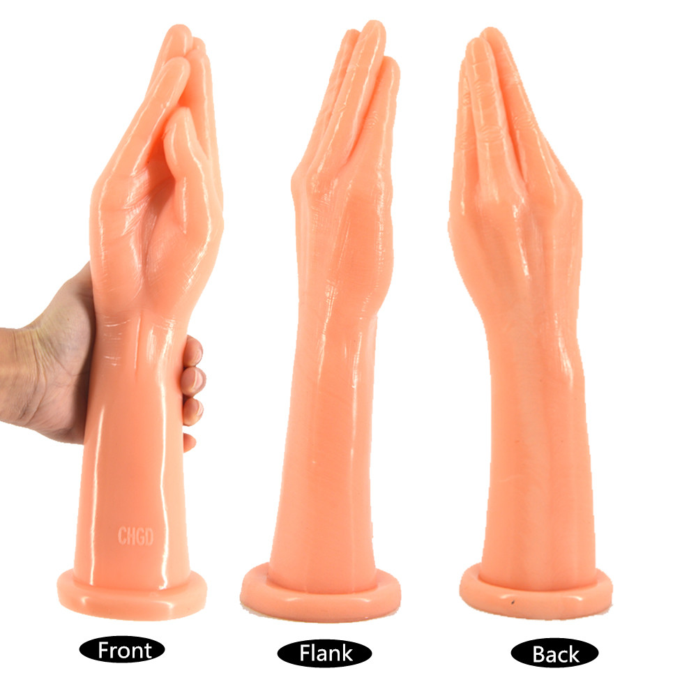 Suction Dildo Anal