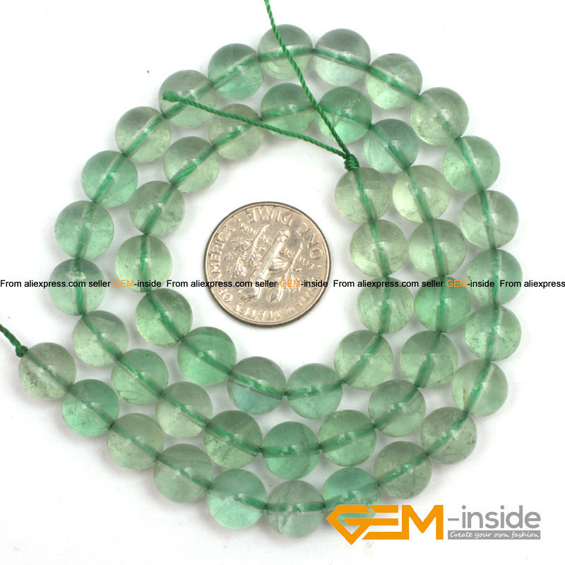 6 mm 8 mm 10 mm 12 mm Vert Dream Fire Agate Gemstone Round Loose Beads 15/""