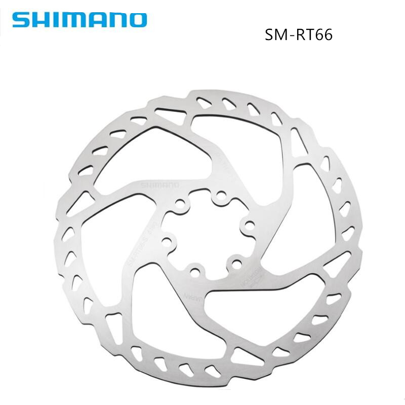 <font><b>Shimano</b></font> SLX ZEE DEORE SM-RT66 Disc Brake <font><b>Rotor</b></font> 160mm <font><b>180mm</b></font> 203mm MTB 6 Bolt RT66 Disc Brake <font><b>Rotors</b></font> 6