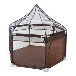 Wózek dla dziecka z piłką do dzieci ogrodzenie zabezpieczające dla dzieci na basen wyposażenie pokoju namiot do zabawy