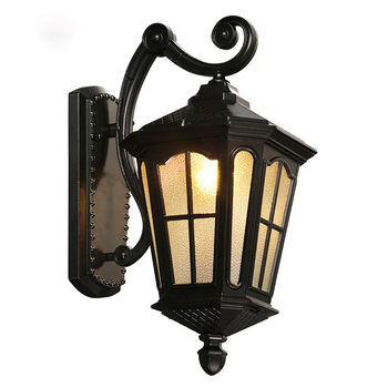 Modern nordic Iron wall lamp sconce lamp corridor aisle wall light LED decor stair outdoor sconce light wall lamps