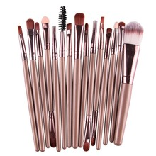 2016 Pro Makeup Set Powder Eyeshadow Eyeliner Lip Cosmetic Foundation Brushes