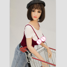 158cm Real Silicone Sex Dolls Japanese Robot Realistic Anime Love Doll Lifelike Big Breast Vagina Oral Adult Full Toys for Men