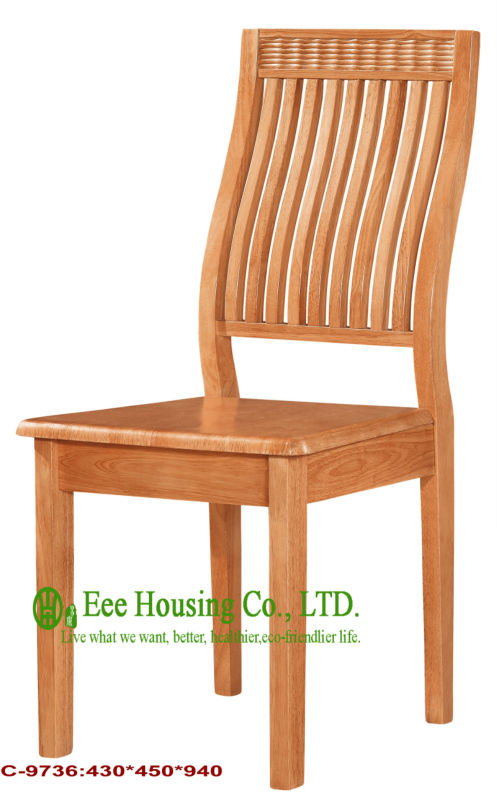 C-9736  Luxurious Solid Dining Chair,Solid Wood Dinning Table Furniture With Chairs/Home Furniture