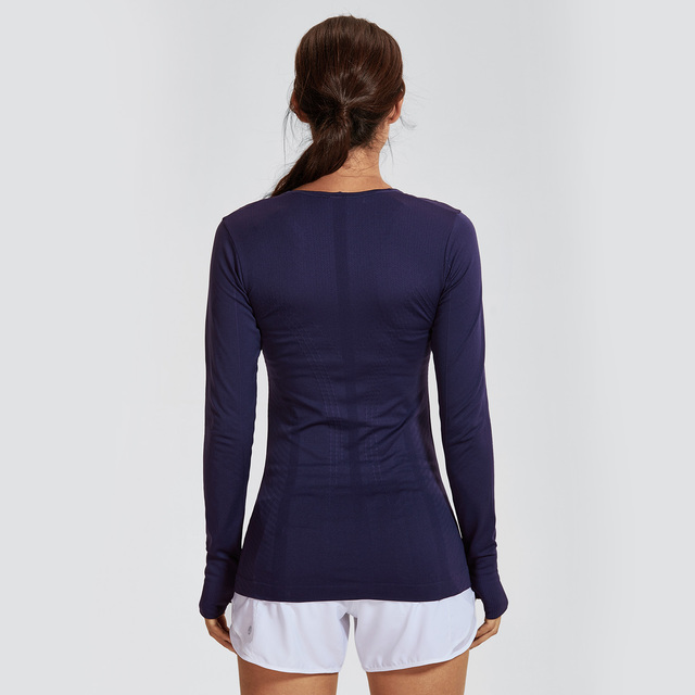 Lightweight Seamless Dry Fit Active Top