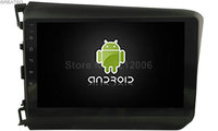 9 Inch BIG Screen Android 6 0 Car DVD Player Audio For HONDA CIVIC 2012 2014