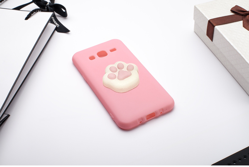 Cat Paw Case For Samsung Galaxy