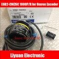 Envío Gratis 1 unids E6B2-CWZ6C 1000 P/R Codificador de Omron/salida ABZ Codificador Rotatorio