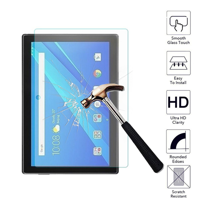 9H Tempered Glass For Lenovo Tab 4 8 TB-8504 TB-8504X Protective Glass For Tab 4 8 Plus TB-8704 TB-8704F Tablet Screen Protector