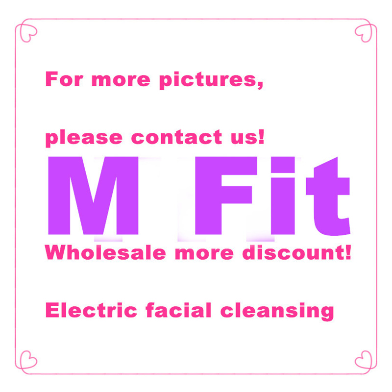 M Fit pro Facial Cleaner Sonic Skin Care Cleansing System Facial Cleansing Devices with promotion priceM Fit pro Facial Cleaner Sonic Skin Care Cleansing System Facial Cleansing Devices with promotion price