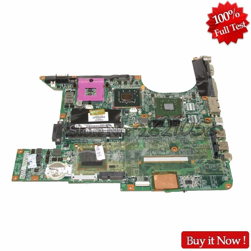 NOKOTION Motherboard For HP DV6000 DV6500 DV6700 460900 001 G86 730 A2 DA0AT3MB8F0 Latop Mainboard 100% tested
