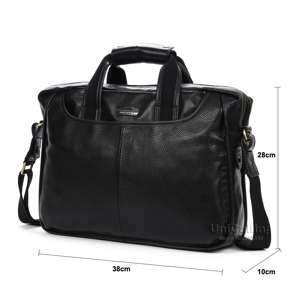 ФОТО UniCalling brand genuine leather large capacity 14
