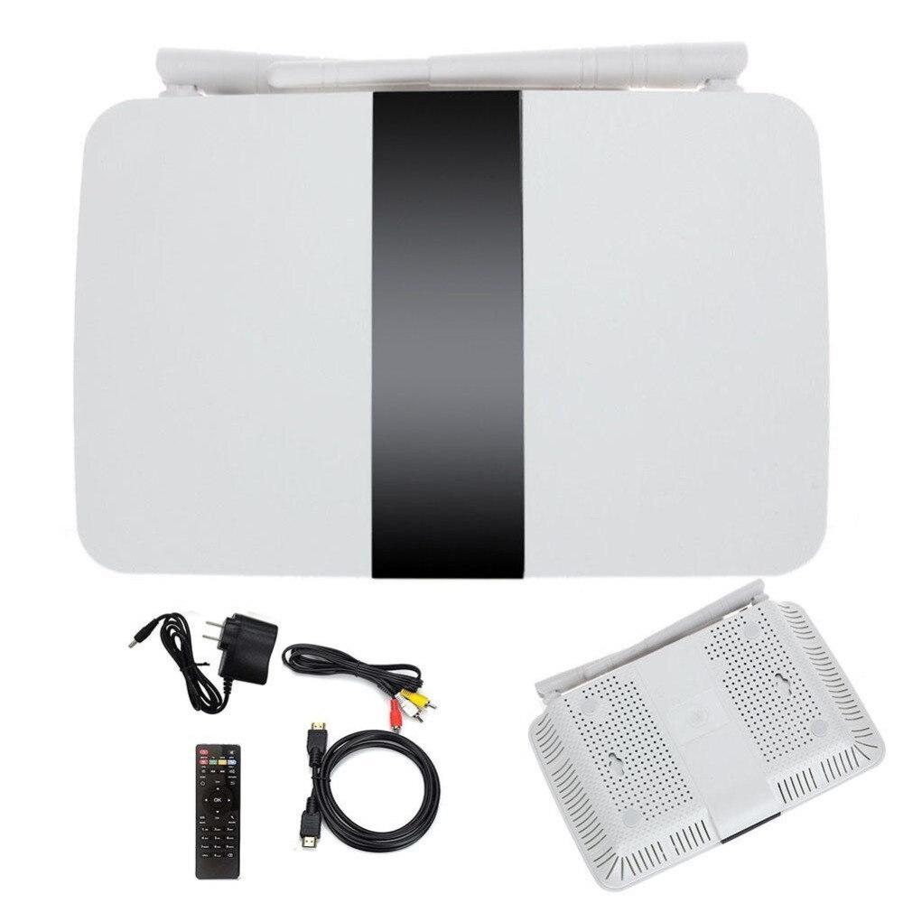 CAJA de la TV Quad Core Full HD 1080 P Smart TV CAJA Reproductor 3D android 4.4