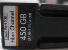 Server hard drive 518734-001 AP731A AP731B 450GB 3.5 FC 10K EVA one year warranty