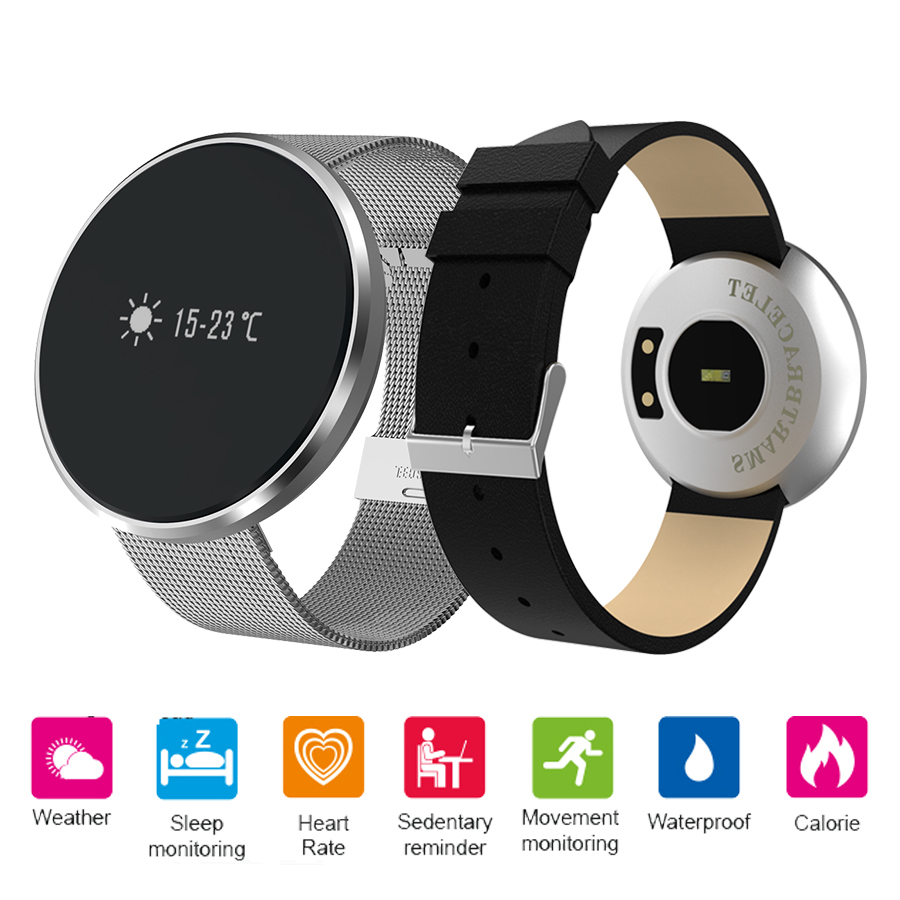 New S15 Blood Pressure Tracker Smartband Women Health Smart Watch Heart Rate Alcohol Allergy Fitness Band Bracelet S15 Wristband home care laser light therapy instrument wrist watch type reduce high blood pressure