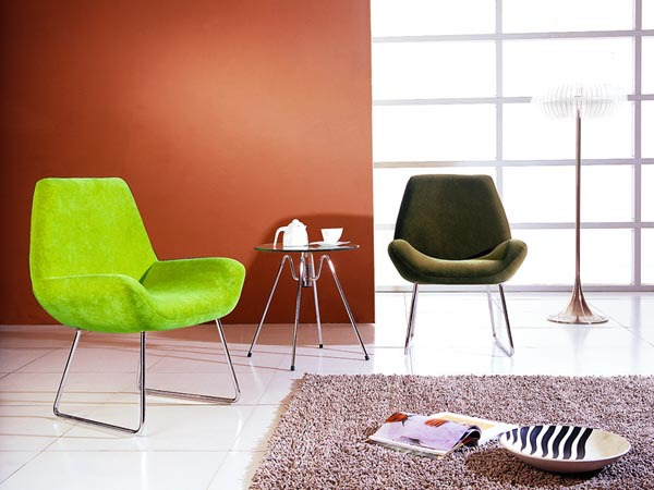 Negotiate reception chairs tinsel office / sales office / studio ...