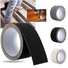 Enipate 2018 Safe Anti Slip Stairs Tapes Harmless PEVA Rubber DIY Bathroom Stickers Non-slip Tape 500cm