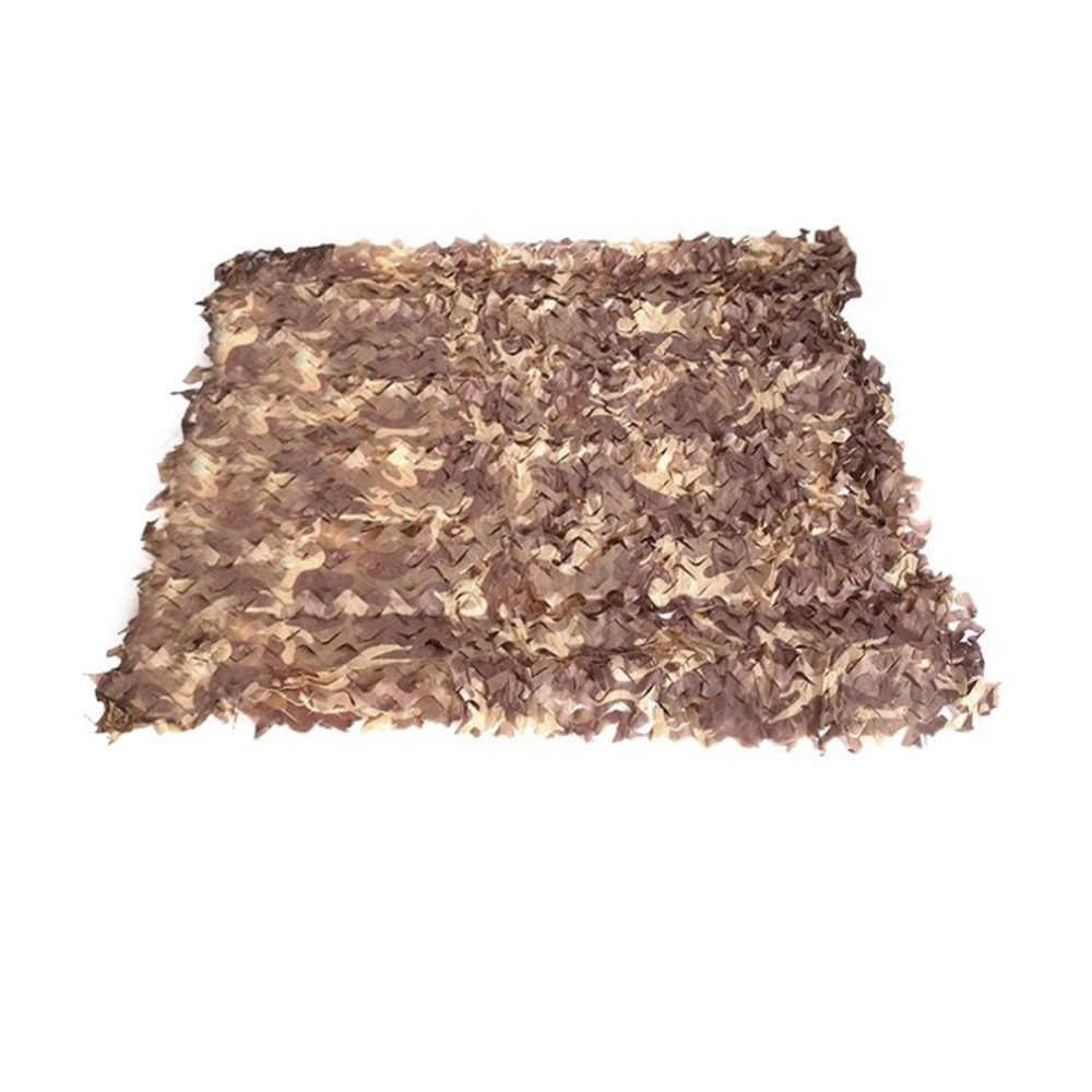 Filet de Camouflage armée militaire filet de Camouflage couverture de voiture tente de chasse stores filet en option taille longue couverture dissimuler filet de chute