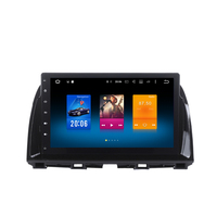 Auto Radio 10 2 Android 6 0 Car Stereo GPS Player For Mazda 6 Atenza 2013