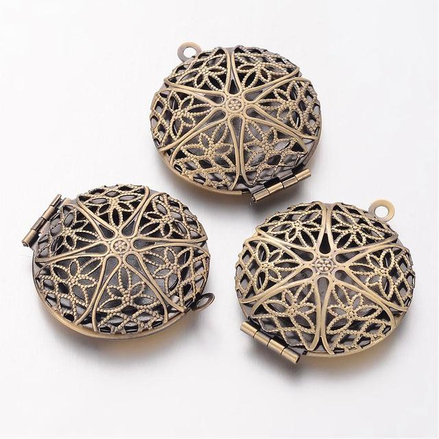 Brass locket pendants photo frame charms for necklaces leed free brass locket pendants photo frame charms for necklaces leed free flat round mozeypictures Gallery