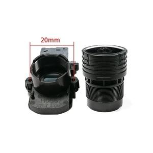 Image 4 - Lente de 2,8mm de 8,0 megapíxeles, MTV M16 x 110,8 de grado 0,5, montaje IR, lente infrarroja de visión nocturna para cámara de seguridad CCTV