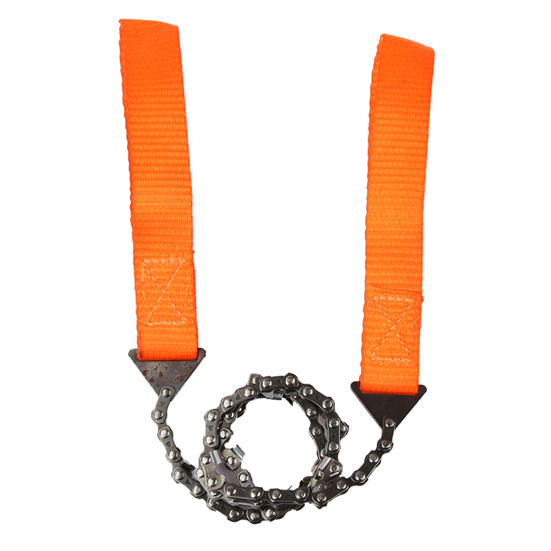 Stainless Steel Rope Chain Saws Gear Pocket Outdoor String Wire Saw Carbon Ring Scroll Travel Camping outdoor Survival Tool Hand apg 65cm outdoor survival pocket chainsaw and camping gardening hand chain saw