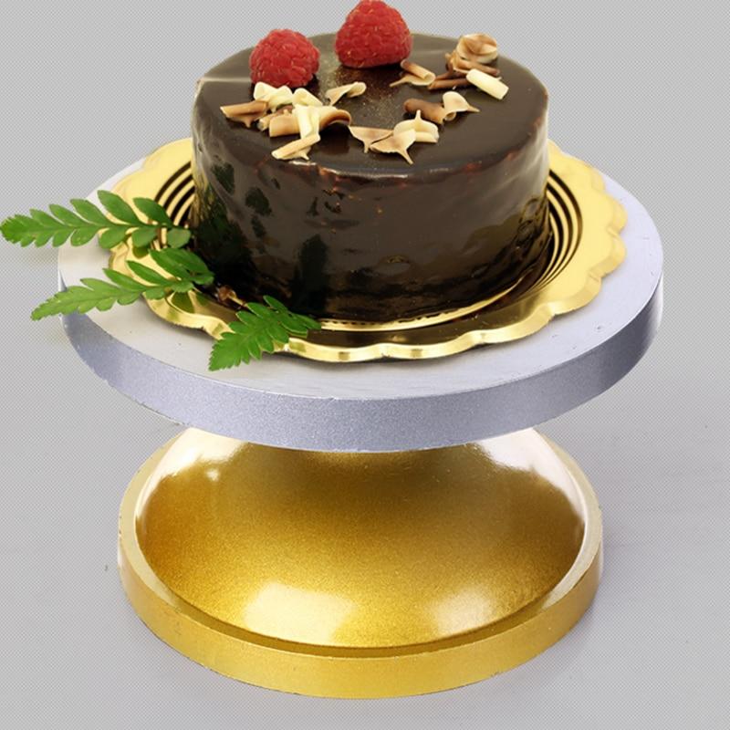 8 pouce en plastique gâteau platine gâteau maison faisant accessoires 23 cm cuisson plateau d'argile gadgets cuisine fournitures décoration de table de