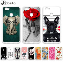 Phone Case For OPPO F5 Cases Silicone Bumper On The For OPPO F5 6GB F5 Youth F5 Plus Oppo A73 Covers Flamingo Nutella Fundas